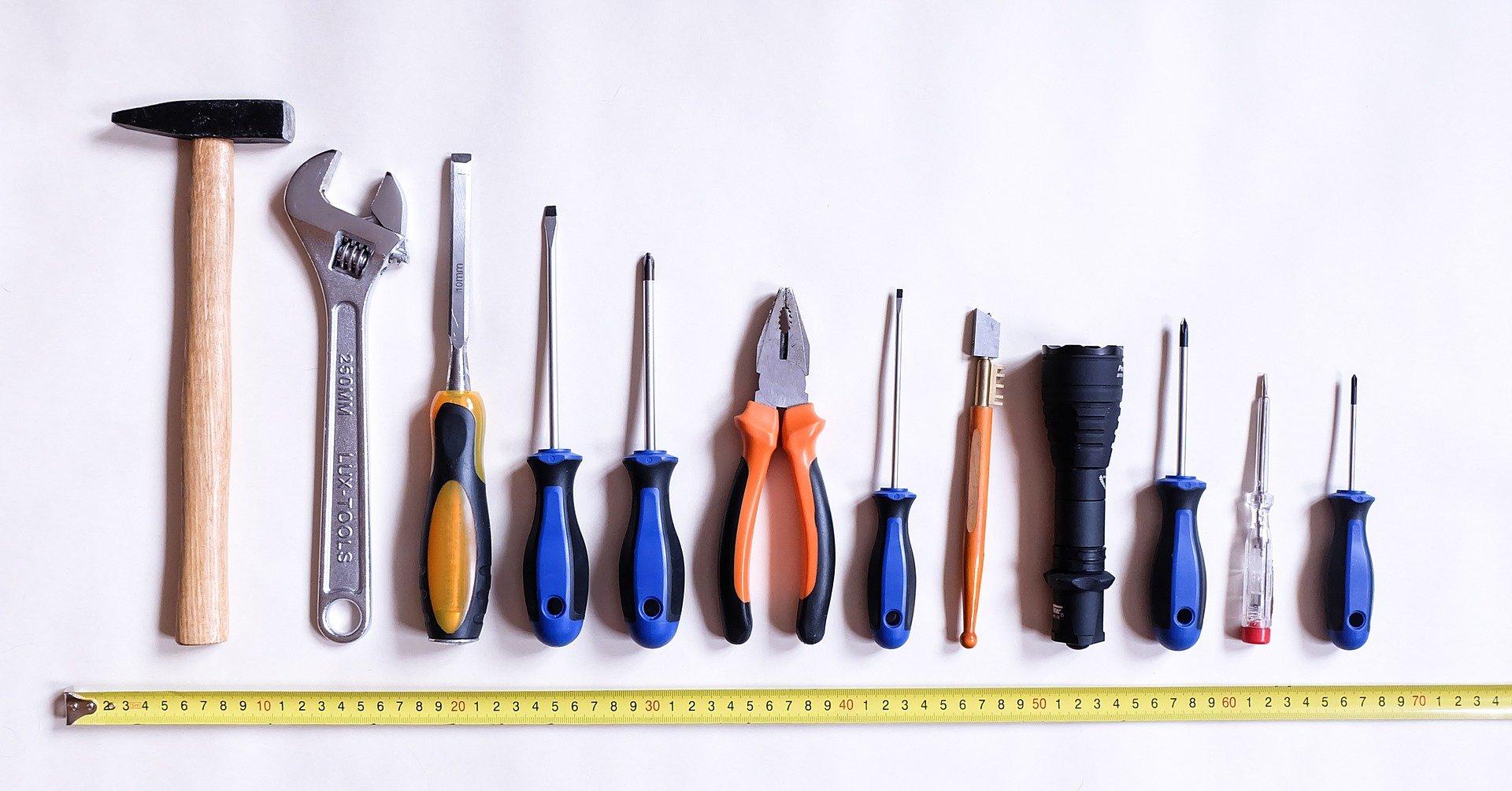 Werkzeuge_Arbeitseinsatz